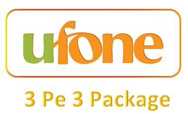 Ufone 3 Pe 3 Package