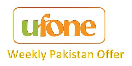 Ufone Weekly Pakistan Offer