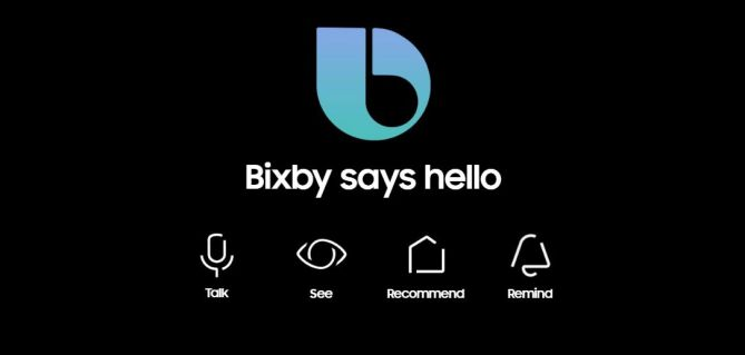 Image result for Samsung Galaxy S8 and S8 Plus Bixby Assistant