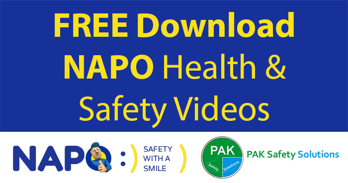 NAPO Health and Safety Videos