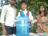 Making of DIY Biogas Plant, Anaerobic Digester Experiment