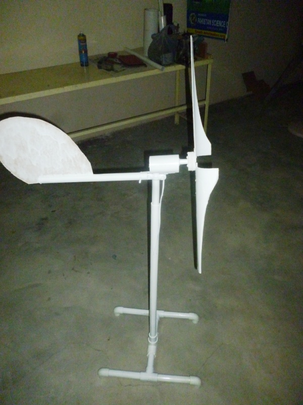 How to make wind turbine for School Science project