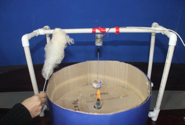 How to make simple DIY cotton candy machine at home