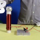 How to make Simple Tesla Coil (Urdu)
