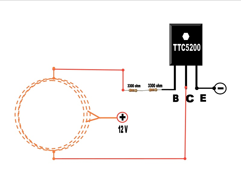 How to make Wireless Electricity Transfer Project