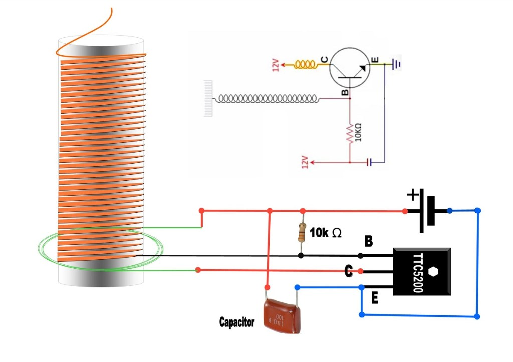 Wireless Diagram on Tesla Coil Electrical Diagram