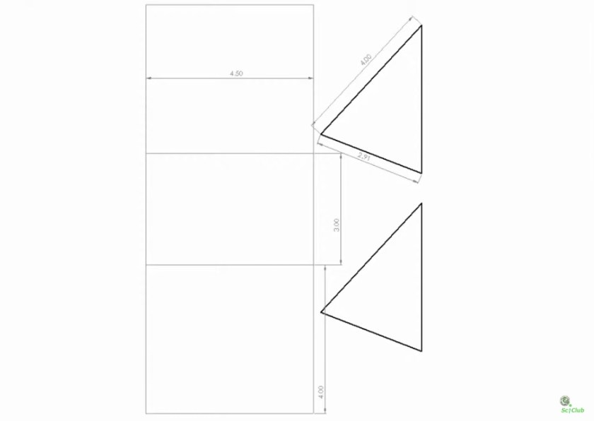solar light box template