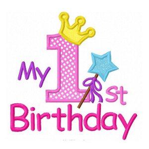 Kids 1st Birthday