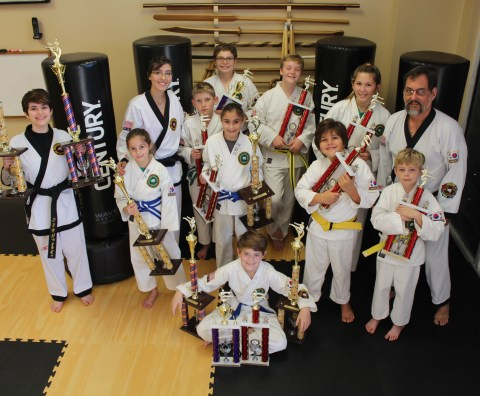 Martial Arts Competitions