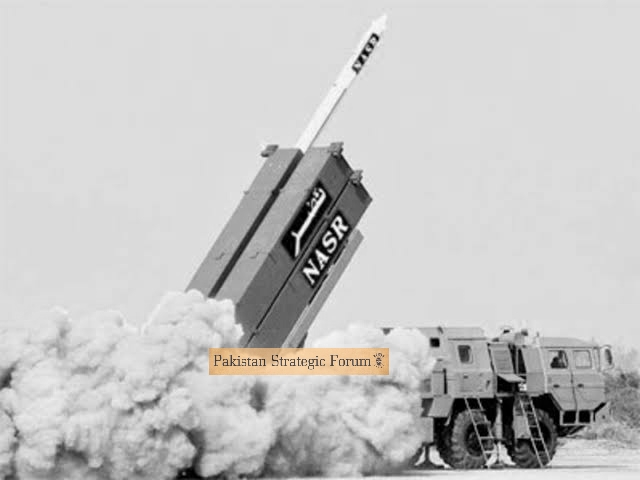 NASR Tactical Ballistic Missile: A Death To Indian Cold Start Doctrine