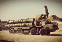 S-400 Missile Defense System