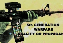 Fifth Generation War Reality or Propaganda