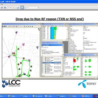 LTE/3G KPI Improvement Report