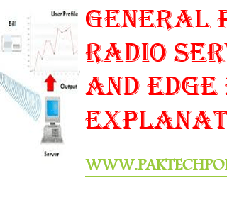 gprs and edge basic explanation