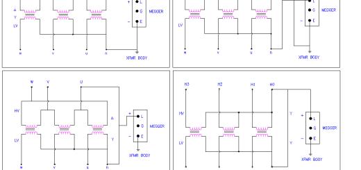 ELECTRICAL TEST TRANSFORMER