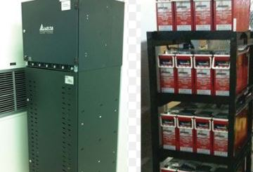 testing and commissioning of ac ups system
