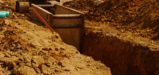 Trenching Excavation Requirements, Trenching Excavation for Direct Buried Conduit, Concrete Encased Conduit, Duct Bank Construction, Manhole Installation