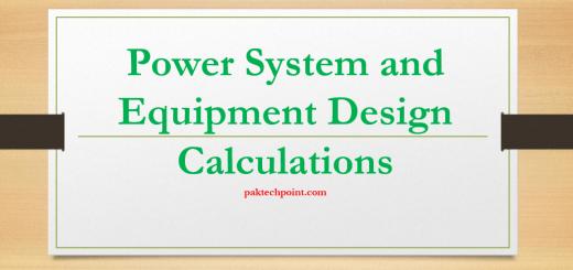power system design