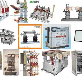 medium voltage switch design requirements