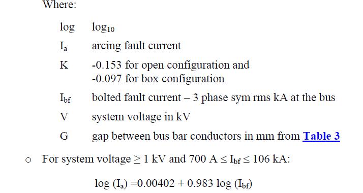 Introduction Arc Flash Hazard Analysis