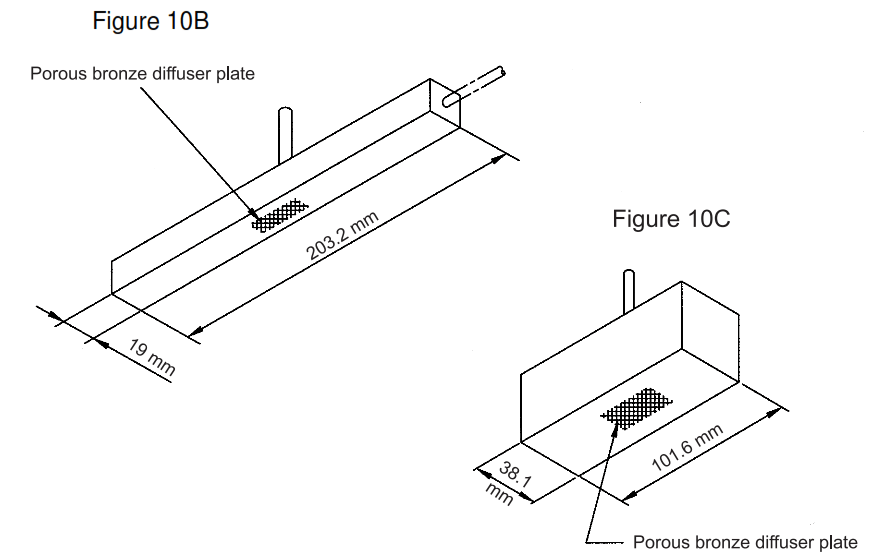 FIGURE 10 - Trailing Shields for Circumferential Welds (Keep Dry)