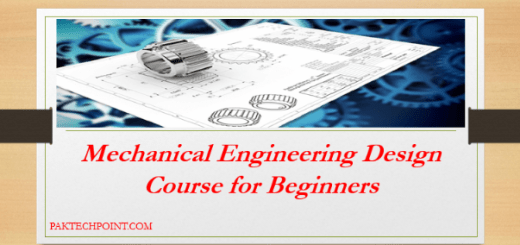 Mechanical Engineering Design Course for Beginners