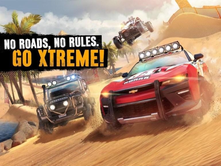 Hasil gambar untuk Asphalt Xtreme: Rally Racing