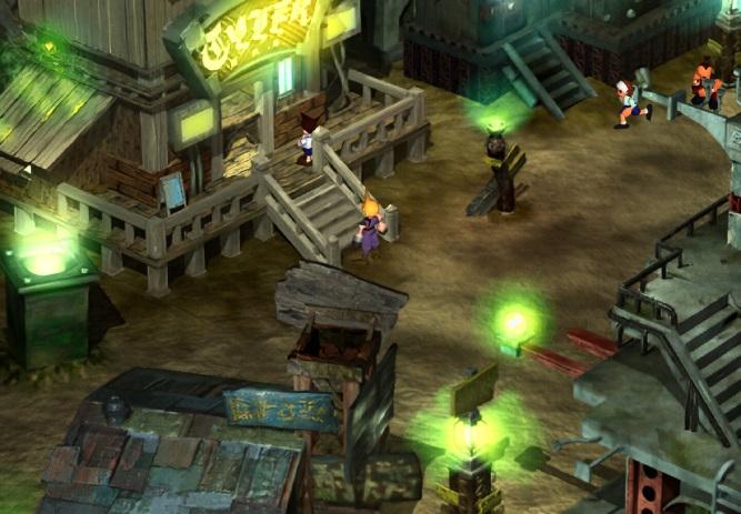 Hasil gambar untuk Final Fantasy VII