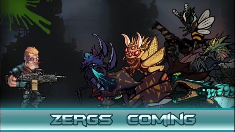 Hasil gambar untuk Zergs Hunter