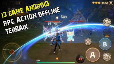 Game Offline Action terbaik
