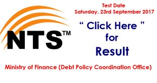 ministry-of-finance-nts-result-test