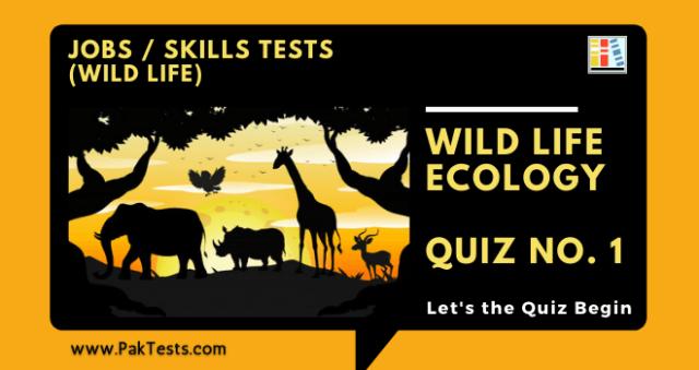 jobs-skills-tests-wild-life-ecology-quiz-1