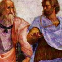 """افلاطون اپنے اُستاد سقراط کے پاس آیا اور کہا """"آپ کا نوکر آپ کے بارے میں غلط بیانی کر رہا تھا"""" سقراط نے  پوچھا """"وہ کیا کہہ رہا تھا۔۔۔؟"""" اُس کے کچھ بولنے سے پہلے ہی سقراط نے اسے خاموش کروایا اور کہا """"تم یہ بات سنانے سے پہلے اِسے تین کی کسوٹی پر رکھو،  اور اس کے بعد فیصلہ کرو کیا تمہیں یہ بات مجھے بتانی چاہیے، یا نہیں"""" افلاطون نے عرض کیا """"یا استاد! تین کی کسوٹی کیا ہے؟"""" سقراط بولا"""