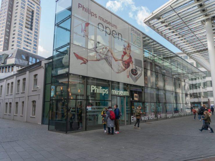 Philips-museo Eindhovenissa