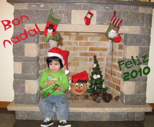 Felices fiestas 2009