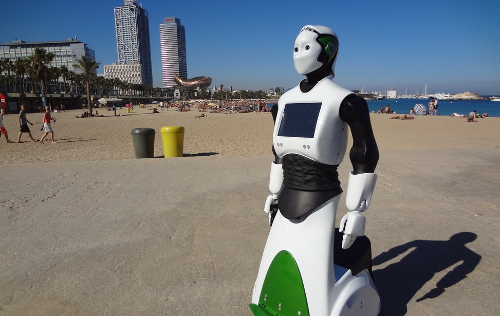 "Image result for ""PAL REEM robot"""