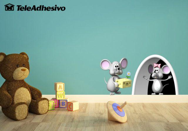 vinilos-infantiles-el-ratoncito-perez-y-su-mujer