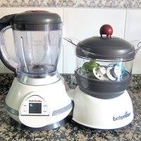 Nutribaby de Babymoov, el robot de cocina para niños y padres