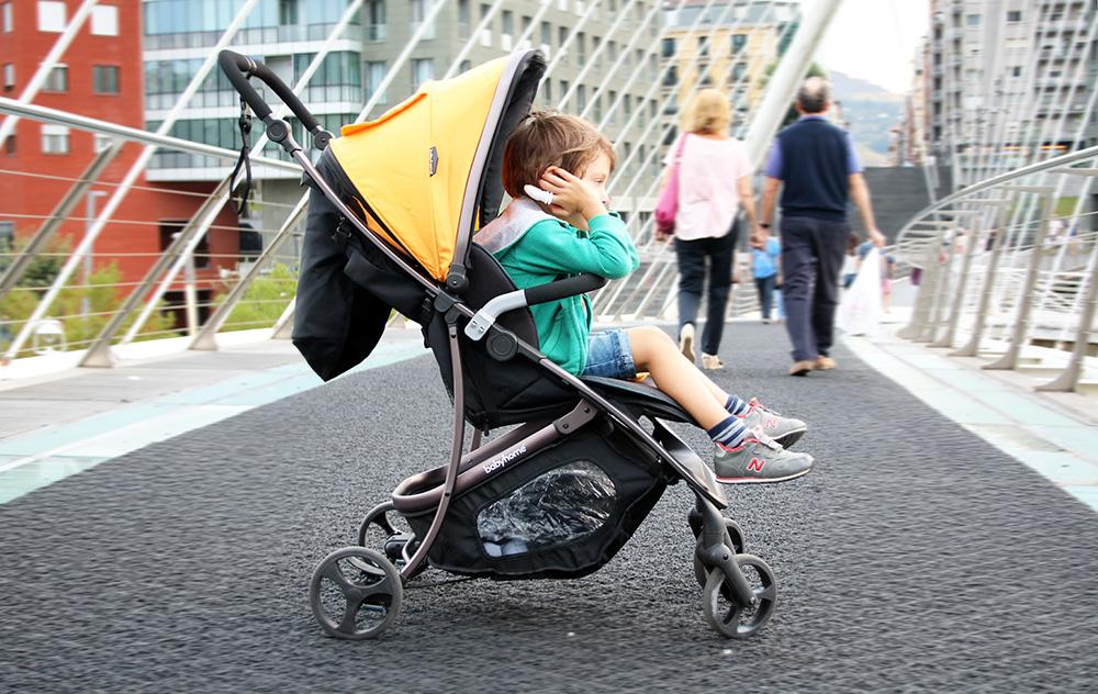 silla de paseo babyhome opiniones