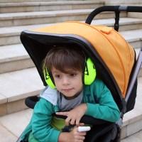 Mi hijo tiene más que miedo a los ruidos fuertes