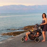 Viajar de vacaciones a Croacia con niños