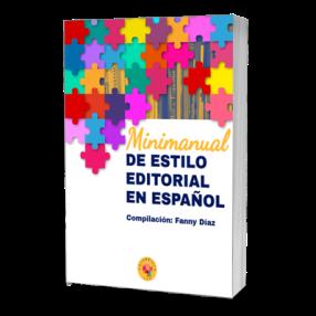 Minimanual de estilo editorial en español