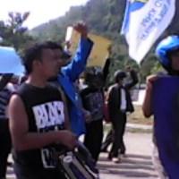 Warga Ds. Loji Tuntut  PLTU Segera Bangun Dam