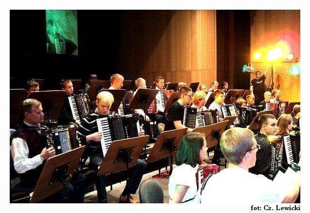 Próba koncertu galowego Koszalin 2011r.