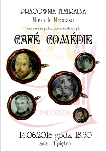 comedie cafe