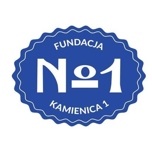 logo fundacji Kamienica 1