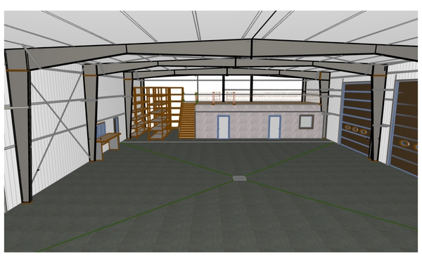 Construction 7 - Inside