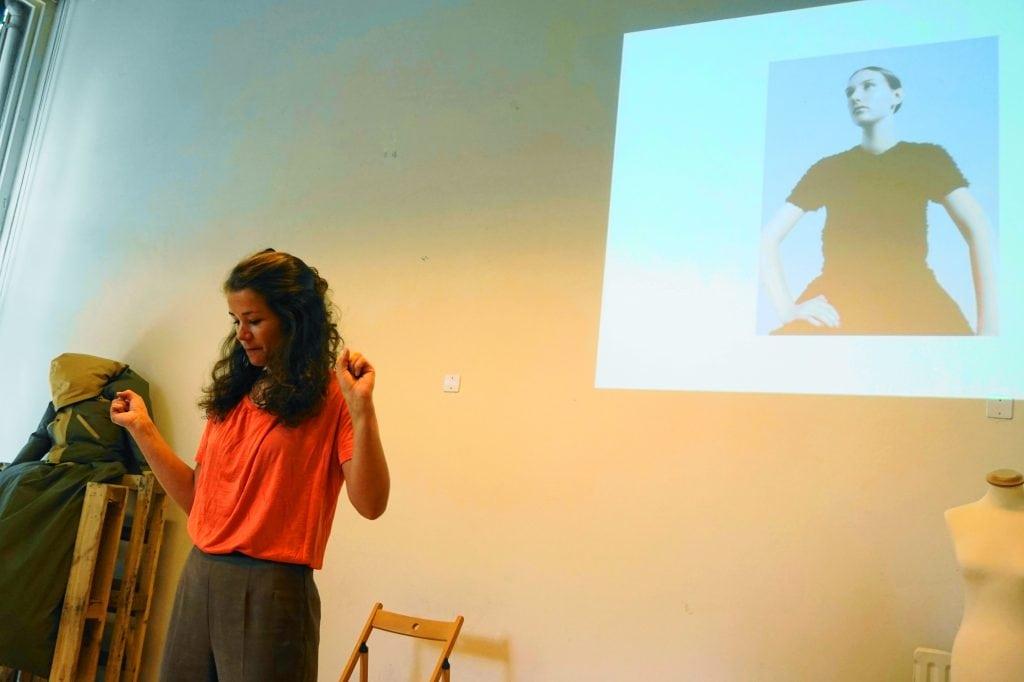 Karin Vlug van Smart Fashion Production