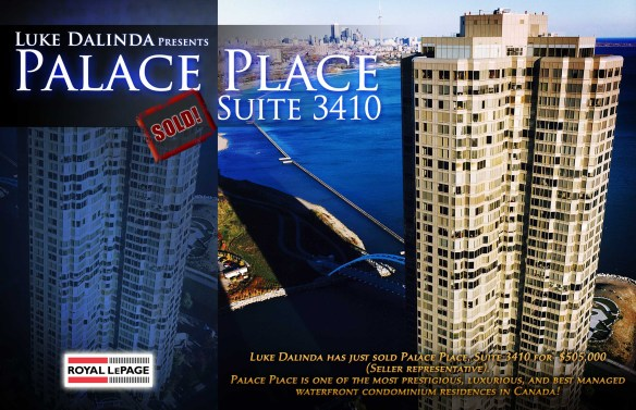 Palace Place 1 Palace Pier Court Suite 3410 Sold by Luke Dalinda