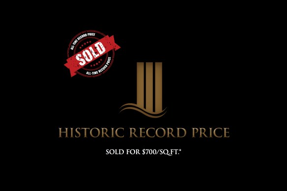 historic record price